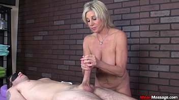 Meanmassageawesome dominant handjob