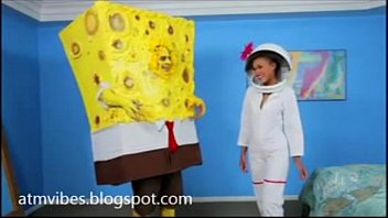 Sexo Gratis Teen giving head to sponge bob