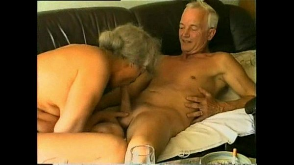 old young couple swingers