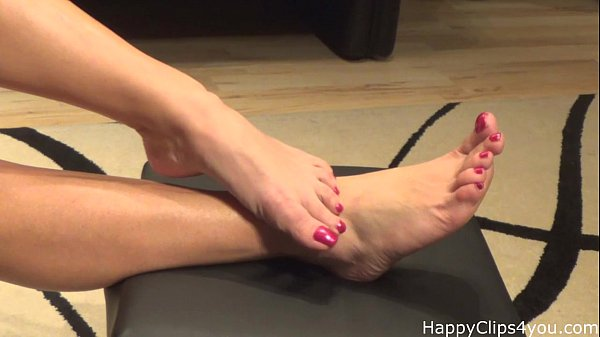 foot fetish video clips № 46649
