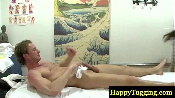 kvinne real masseuse happy ending