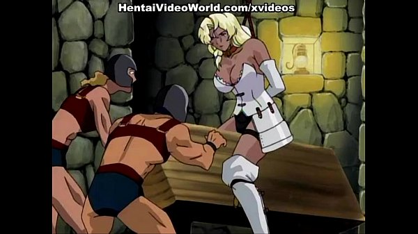 Anime slave ep 3 d - 1 part 8