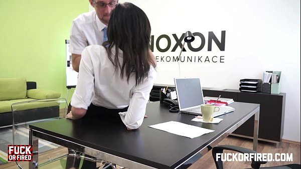 Assfucking my wife in my office...