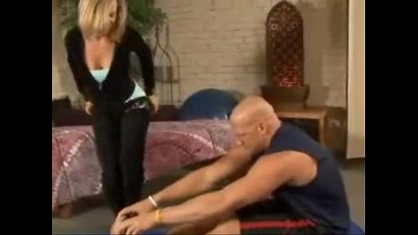 Beautiful Blonde Brandi Love Plowed By Horny Guy