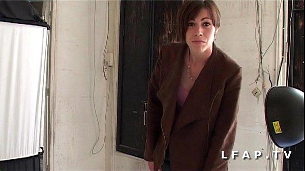 Sublime brunette francaise sodomisee et faci...