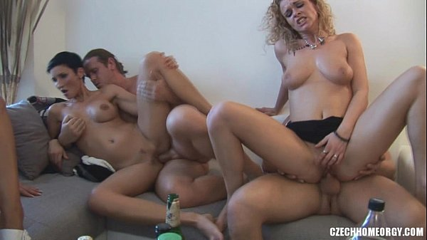 busty orgy movies