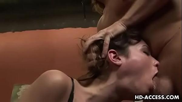 M f spanking bondage