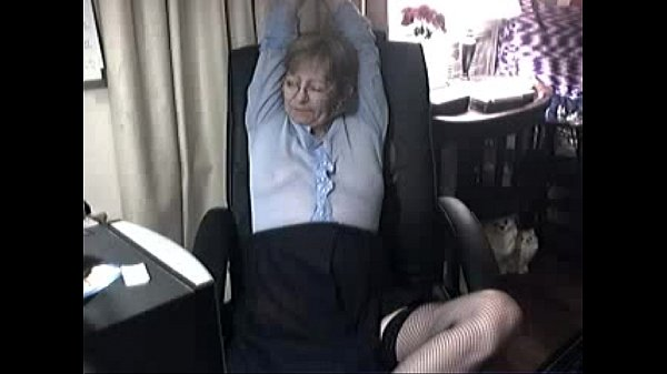 Lovely Granny with Glasses 6, Free Webcam Po...