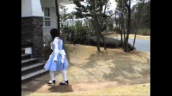 【JKの潮ふき・オナニー動画】(レズビアンビアン)オシオキでお尻を真っ赤に腫らす今時JK