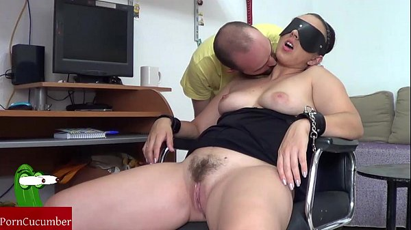 Hardcore sex in the office...