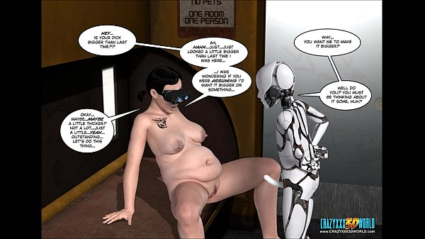3d comic deliverance episodes 3 - 2 part 1