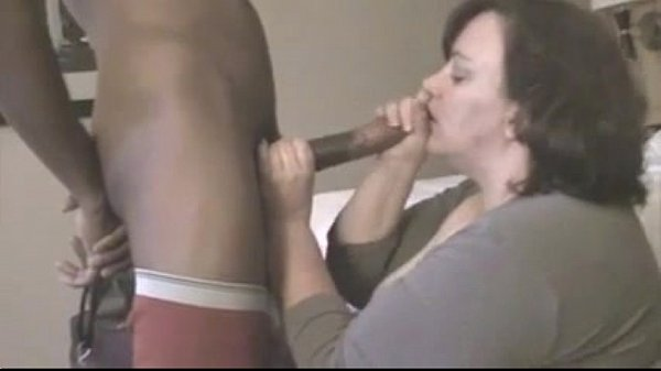 Black Milf Fucks Husband In Other Room