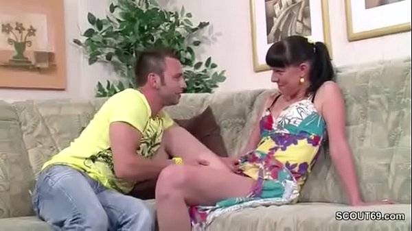 German Stepbrother And Sister Living Room Fuck Scout69.com