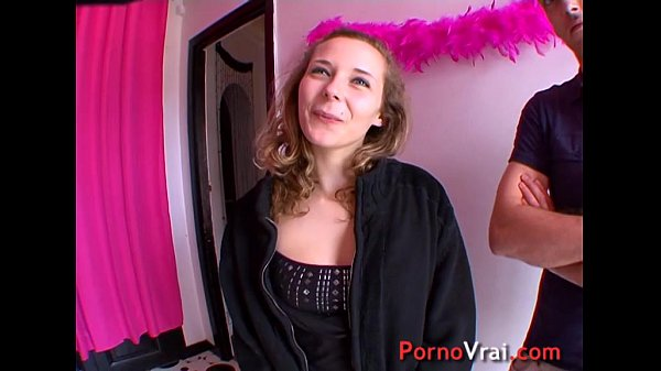 Ophelie is an exhibitionist and sex of rabid...
