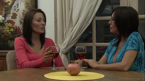 Zoey holloway introduces raquel sieb to milf lesbian sex - 1 part 5