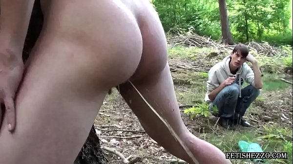 messy anal gay cream pies