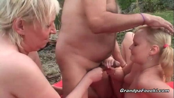 Seduce blonde couple