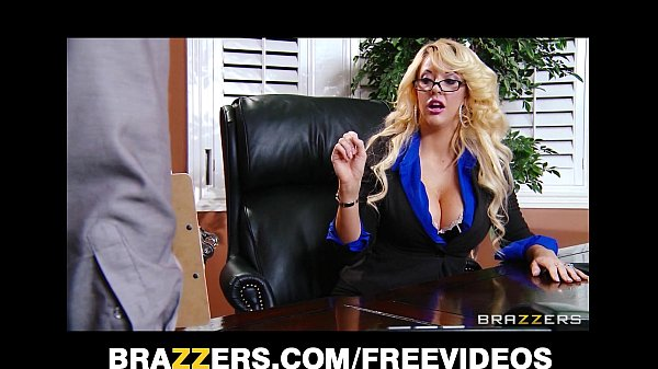 7 min Big boobs blonde offers her intern to give job if he fucks well