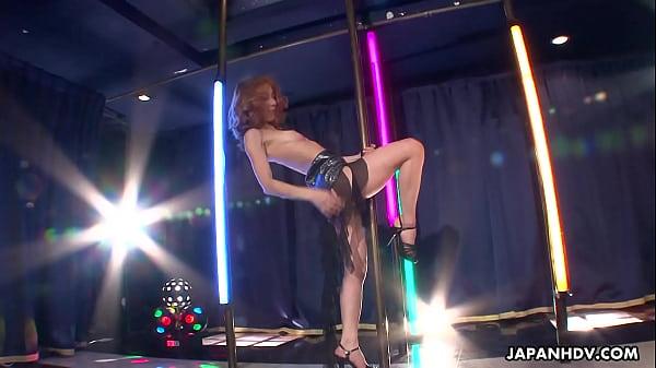 dancer pole Hot asian