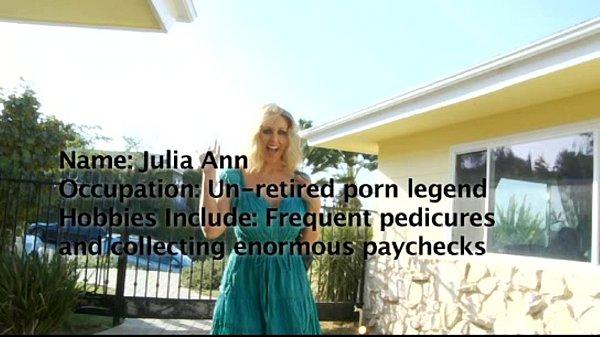 Julia Ann - MILF Next Door 4 - Scene 5...