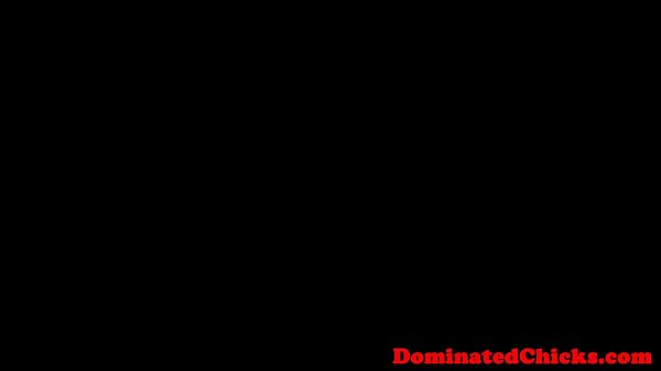 porno-cafe.net - Lovely submissive assfucked and facialized