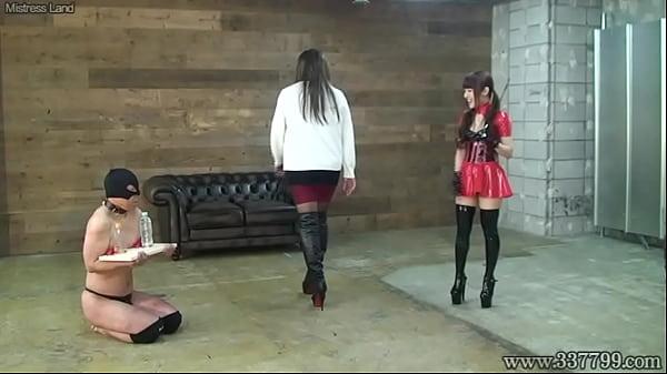 日本語愛人桃瀬えみる女王様2男性奴隷