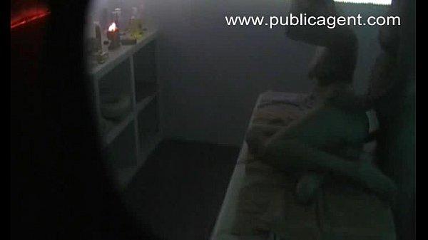videothek der in dildofick geiler Public!