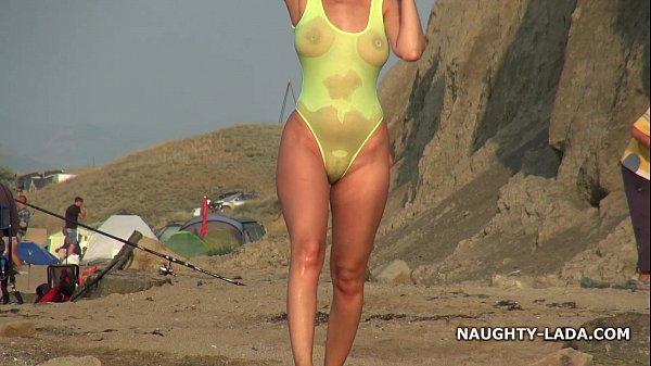 Action yuss adult amateur swimsuit models girl