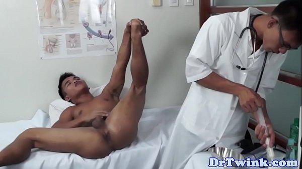 Swallow a dildo
