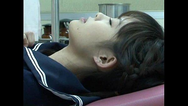 【レイプ】性病検査に来たJKを医師がハメ撮りレイプ
