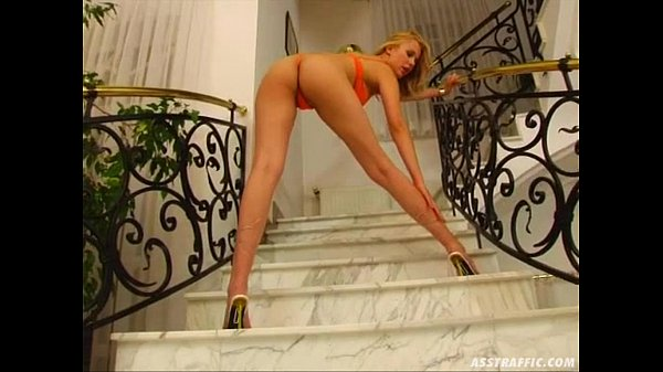 Ass Traffic Sexy Carmen gets booty fucked by...