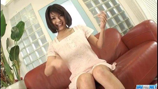 (無修正)【春咲あずみ】 清楚なお嬢様系美女がTバック大好き発言から本性が露わにwの無料エロ動画