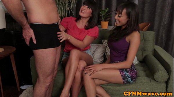 Femdom couples training