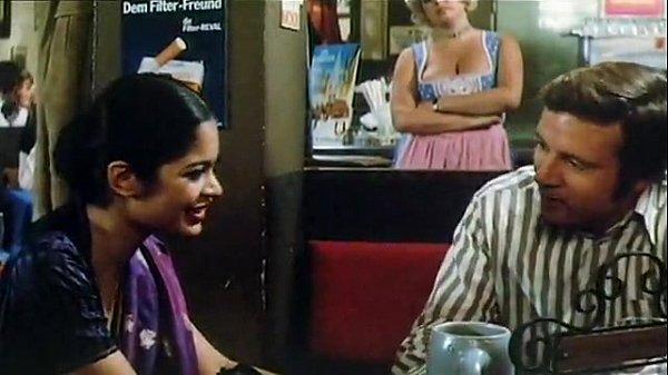 Indian girl in 80s german porn movie 9