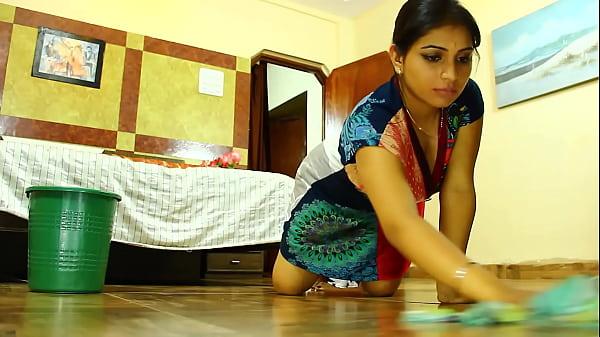 Woman lesbian housemaid seduced video one the