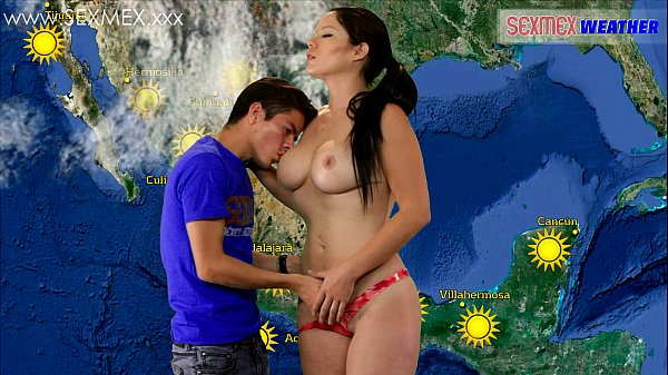 weather girl sex video