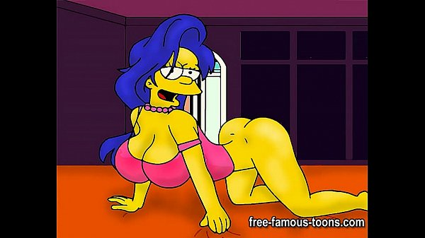 The other simpsons hentai movie porn