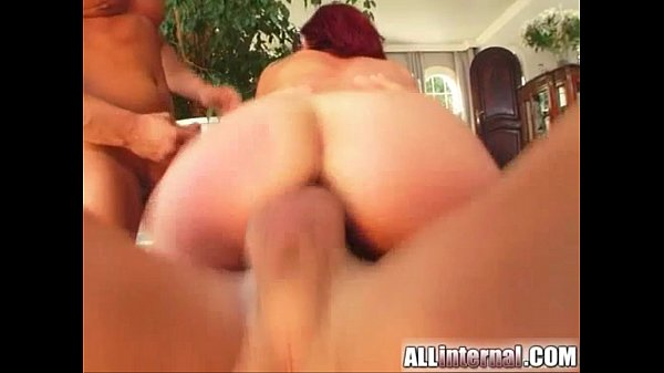 image All internal liza sticks a finger up her creampied cunt