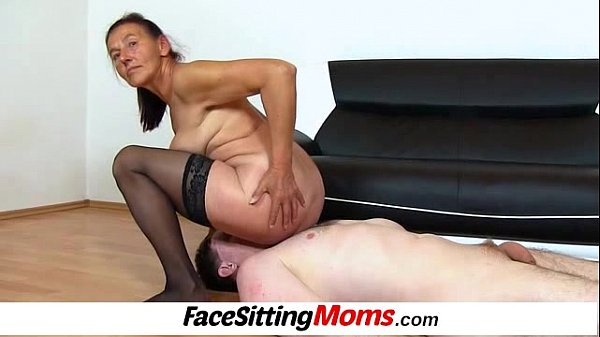 Pussy face sitting video