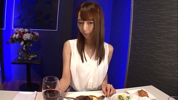 【人妻SEX動画】美乳で妖艶なスレンダー美女と本能の赴くがままにSEXする