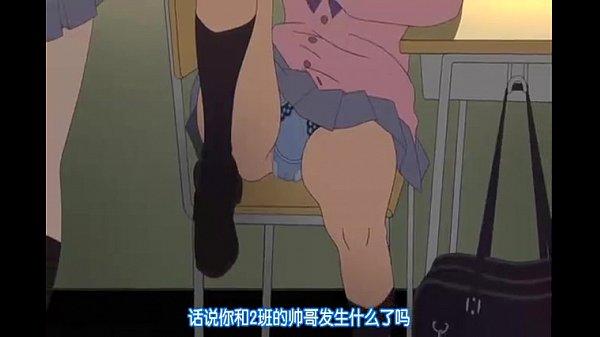 エロアニメ 幼馴染の巨乳美少女は学園内でヤリまくる|