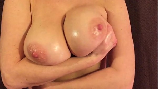 getting played with Big boobs