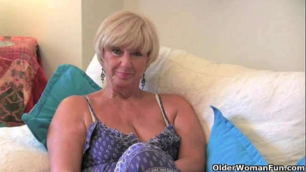 Britain's hottest grannies collection 2...