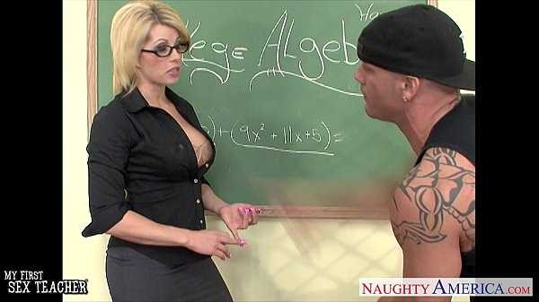 Sinfully teacher brooke haven fucking her younger student 8