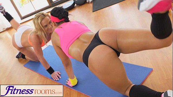 image Fitness rooms hardcore gym fucking and facial for cute asian babe