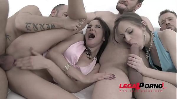 DP Francys Belle Natalia Orgia Sem Camisinha Legal Pornô