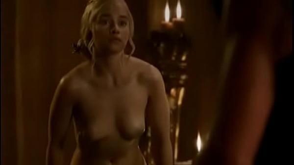 Emilia clarke got sex scene 1