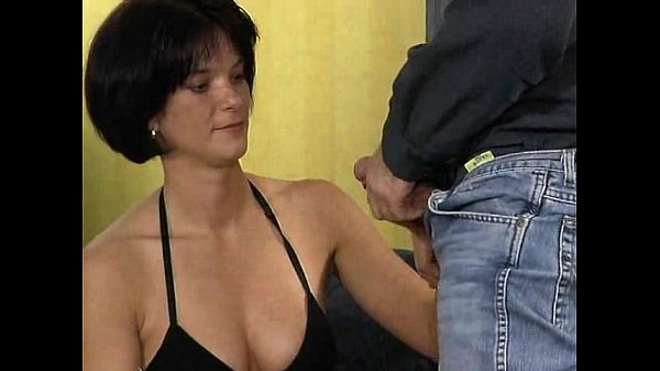 German brunette fuck with photographer...