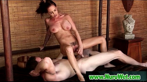 the nuru massage vidio