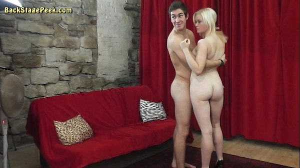 Casting teen 19yo from the web - 1 part 5
